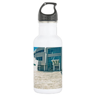 The Getty Center Research Institute Front Approach Water Bottle