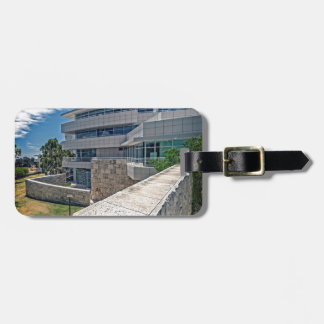 The Getty Center Research Institute Travel Bag Tags