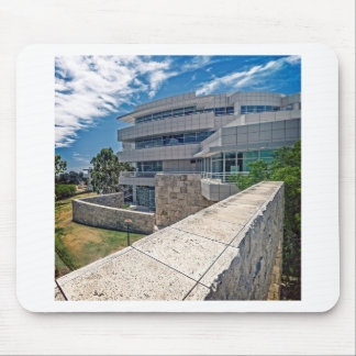 The Getty Center Research Institute Mouse Pad