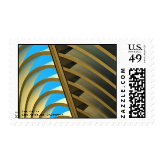 The Getty Postage