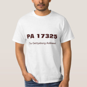 The Gettysburg Address T-Shirt