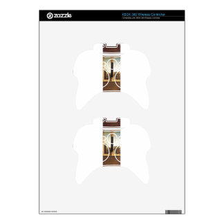 The Ghent Altarpiece (detail) by Jan van Eyck Xbox 360 Controller Skins