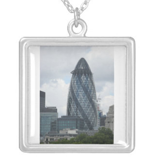 The Gherkin Necklace