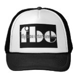 """The Ghettoriginal"" FBE logo Cap Trucker Hat"