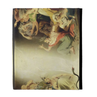 The Ghost of Clytemnestra Awakening the Furies, 17 iPad Case