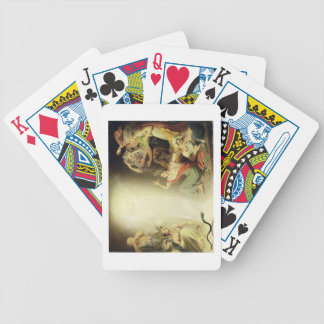 The Ghost of Clytemnestra Awakening the Furies, 17 Bicycle Card Decks