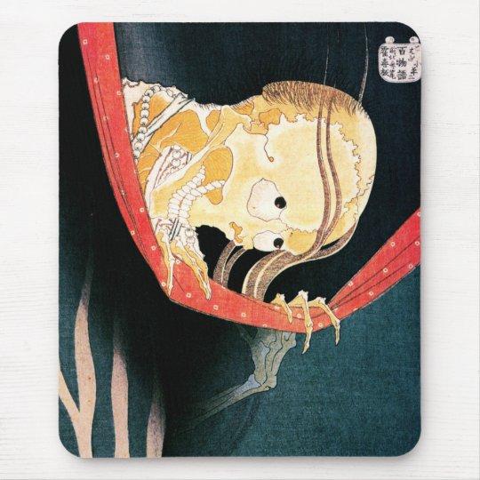 The Ghost of Kohada Koheiji, Hokusai Mouse Pad
