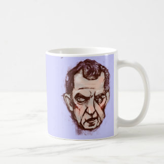 the ghost of richard nixon coffee mug