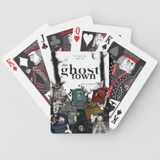 The Ghost Town Playing Cards