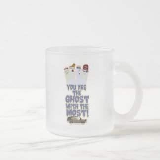 The Ghost with the Most! Coffee Mugs