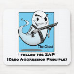 The Ghost ZAP Mousepad
