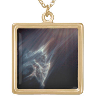 The Ghostly Pliades Gold Plated Necklace