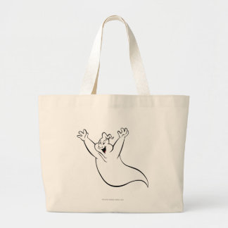 The Ghostly Trio 15 Large Tote Bag