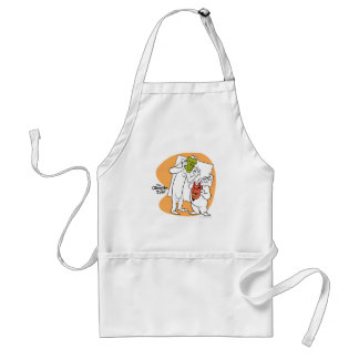 The Ghostly Trio 1 Adult Apron