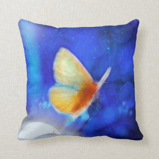 The Giant Butterfly - Modern Art Pillows