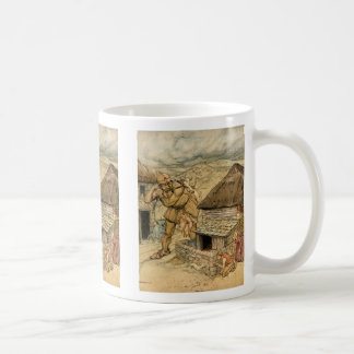 The Giant Cormoran Classic White Coffee Mug