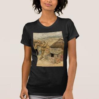 The Giant Cormoran Shirts