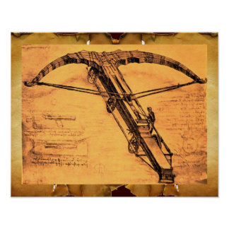 THE GIANT CROSSBOW POSTER