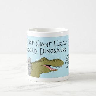 The giant flea coffee mug