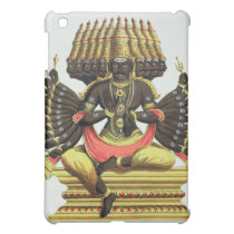 The Giant Ravana (colour litho) iPad Mini Cover