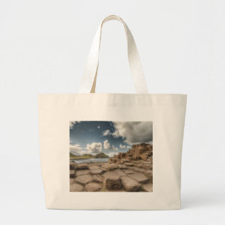 The Giant s Causeway Northern Ireland Tote Bag