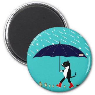 The Giant Umbrella Magnet
