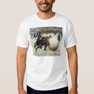 The Giantest Snowball, 1903 T Shirt
