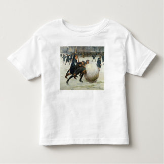 The Giantest Snowball, 1903 Toddler T-shirt