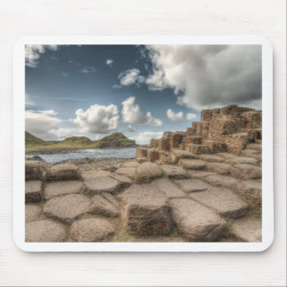 The Giant's Causeway, Northern Ireland Mouse Pad