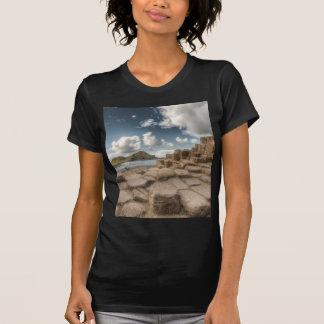 The Giant's Causeway, Northern Ireland Tee Shirt