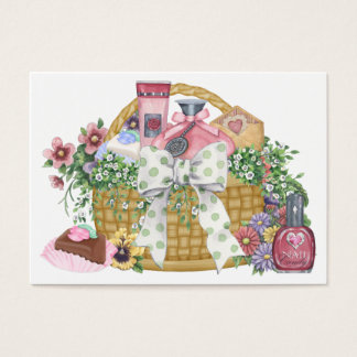 The Gift Basket - SRF Business Card