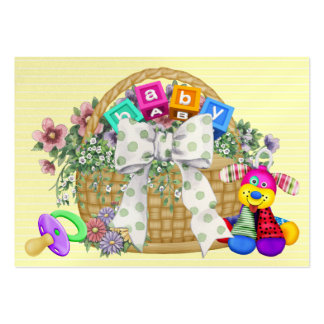 The Gift Basket - SRF Large Business Card