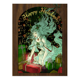 The Gift Giver Postcard