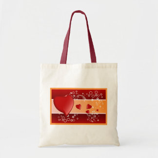 The Gift of a Heart Tote Bag