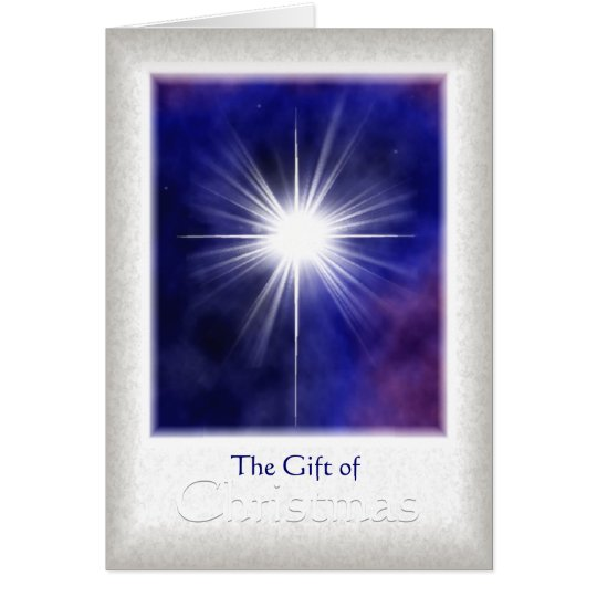The Gift of Christmas Card