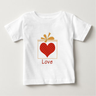 The Gift of Love Baby T-Shirt
