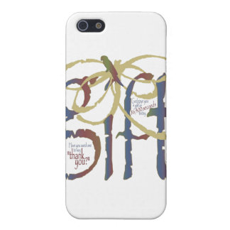 The Gift of Time iPhone 5 Cases