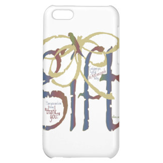 The Gift of Time iPhone 5C Cases