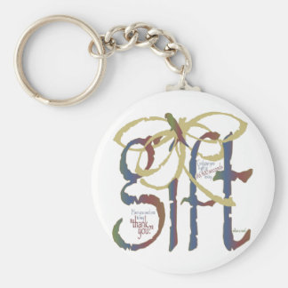 The Gift of Time Key Chains