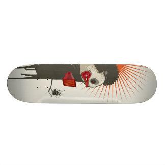 the gift skateboard