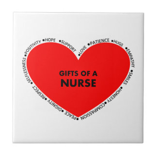 THE GIFTS OF A NURSE TILE