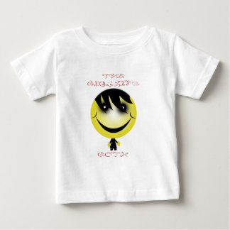 the giggling goth baby T-Shirt