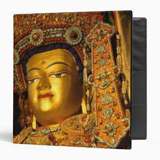 The gilded Jowo Buddha Statue, Jokhang Temple, Binder