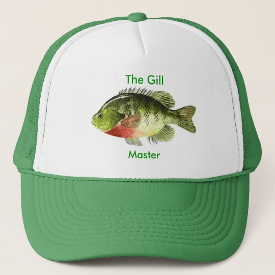 The Gill Master Hat