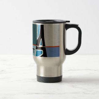 The Gimel letter Travel Mug