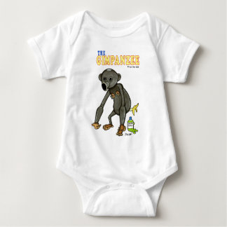 The Gimpanzee Baby Bodysuit
