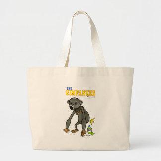 The Gimpanzee Canvas Bags