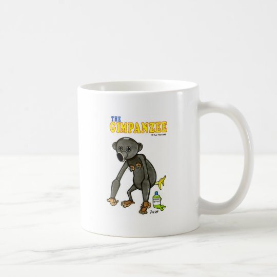 The Gimpanzee Coffee Mug