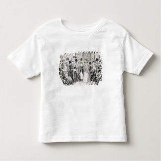The Gin Shop, plate 1 of 'The Drunkard's Children' Toddler T-shirt