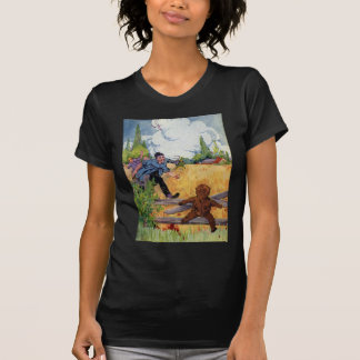 The Gingerbread Boy Escapes Tee Shirt